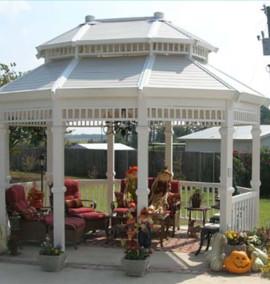 Pavilion Gazebo 3