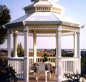 Tiffany Premiere Gazebo 8