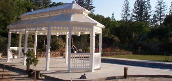 Pavilion Gazebo 2