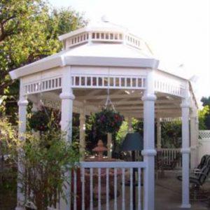 Pavilion Gazebo 1