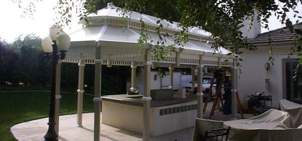 Pavilion Gazebo 4